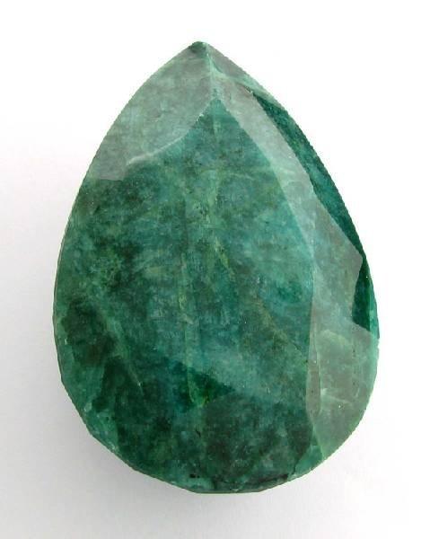 APP: 50.7k 939.00CT Pear Cut Emerald Gemstone