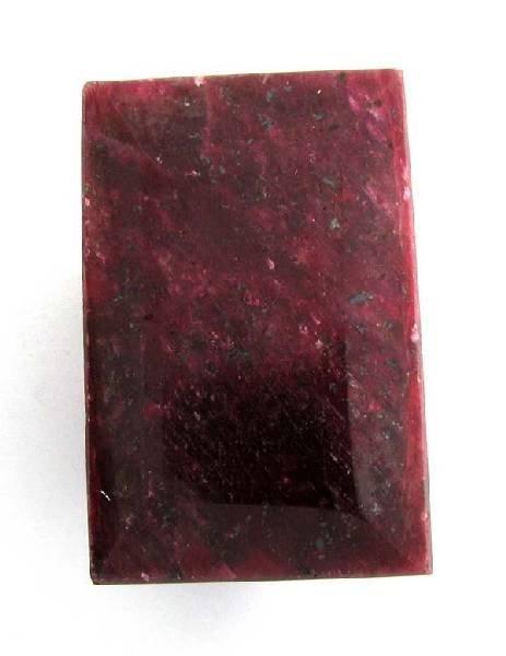 APP: 23.5k 903.25CT Rectangle Cut Ruby Gemstone
