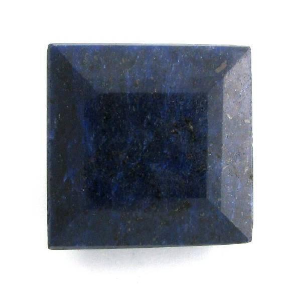 APP: 13.9k 395.90CT Square Cut Blue Sapphire Gemstone