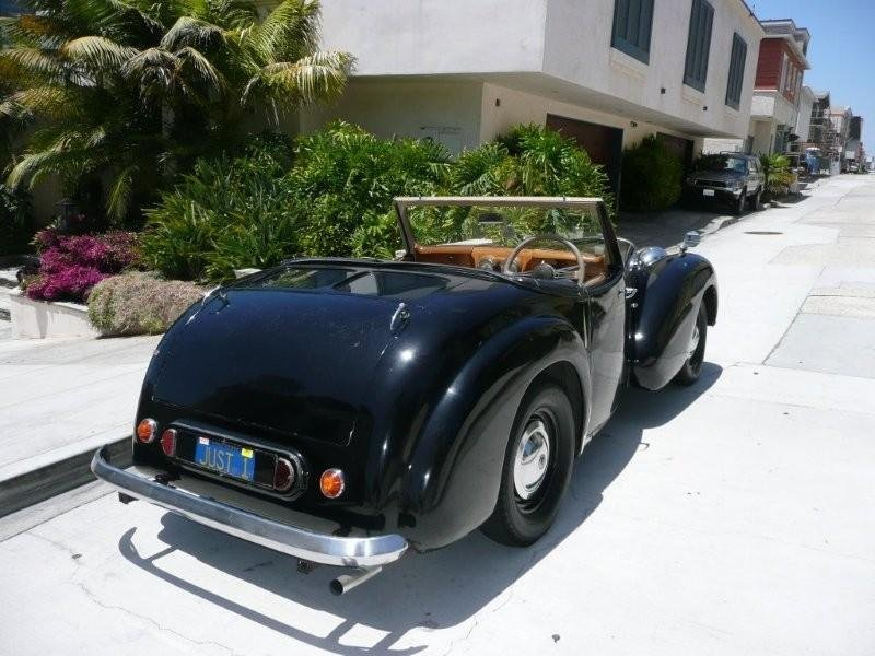 1949 Triumph Roadster TR 2000 - Pick Up Only - 2