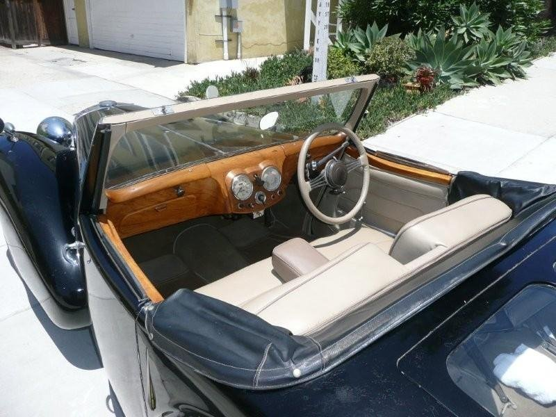 1949 Triumph Roadster TR 2000 - Pick Up Only - 3