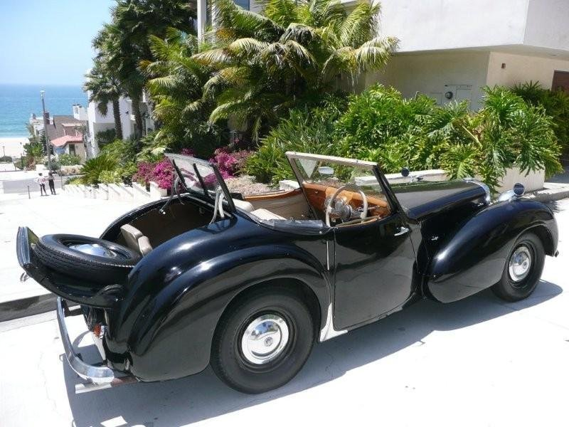 1949 Triumph Roadster TR 2000 - Pick Up Only - 5