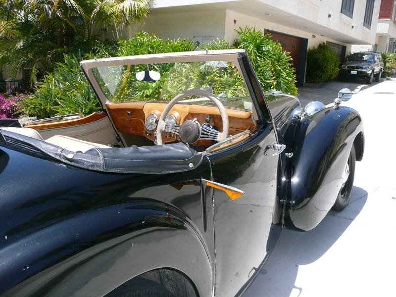 1949 Triumph Roadster TR 2000 - Pick Up Only - 6