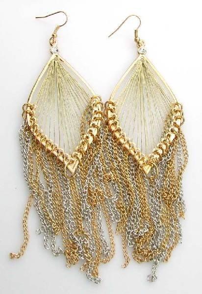 Charlotte Russe Jewelry - Large Dangle Earrings Set