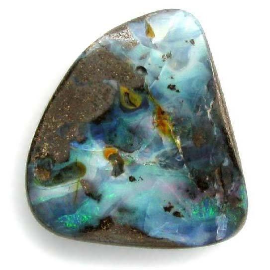 APP: 11.1k 82.00CT Boulder Opal Gemstone