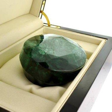 APP: 110.8k 1,653.90CT Emerald Gemstone