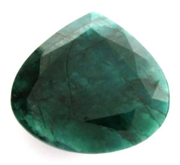 APP: 21.7k 834.45CT Pear Cut Emerald Gemstone