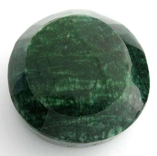 APP: 90.8k 1,354.85CT Round Cut Emerald Gemstone
