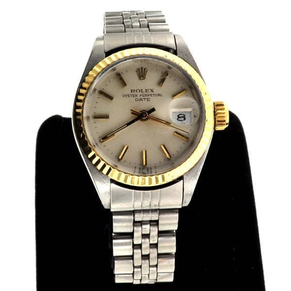 Rolex Ladies Oyster Perpetual Watch