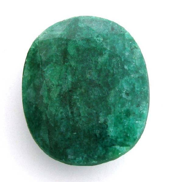 APP: 7k 104.55CT Oval Cut Emerald Gemstone