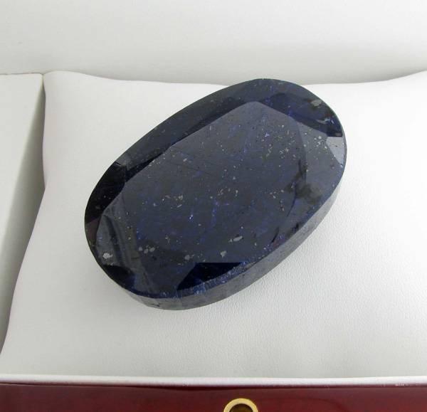APP: 24.2k 692.15CT Oval Cut Sapphire Gemstone