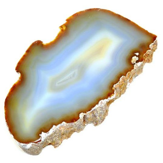 Rare Museum Quality Polished Large Agate