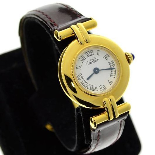 Authentic Cartier Women's Watch
