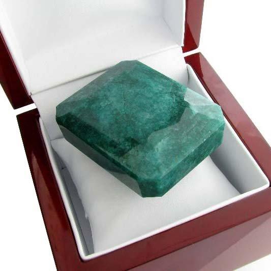 APP: 23.1k 889.30CT Emerald Cut Green Beryl Gemstone