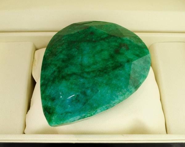 APP: 111.4k 1,662.00CT Green Emerald Gemstone
