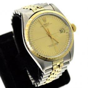 Authentic Rolex Men's Watch
