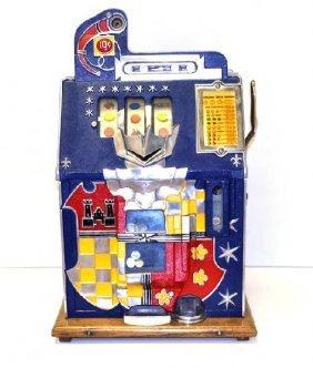 10 Cent Front Castle Slot Machine