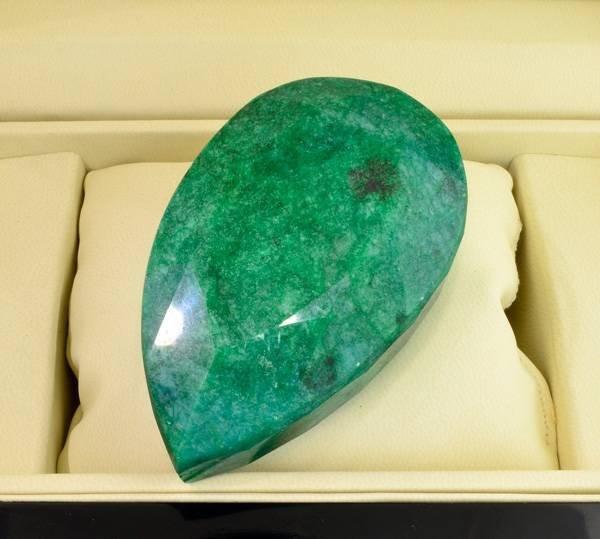 APP: 82.8k 1,236.50CT Emerald Gemstone