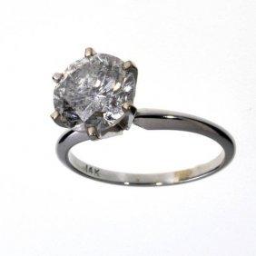 *3.02CT Diamond Ring