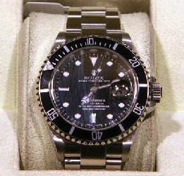 Rolex Submarine Stainless - Original Box and Papers