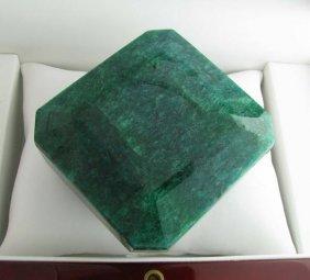 APP: 114.7k 1,711.55CT Square Cut Emerald Gemstone
