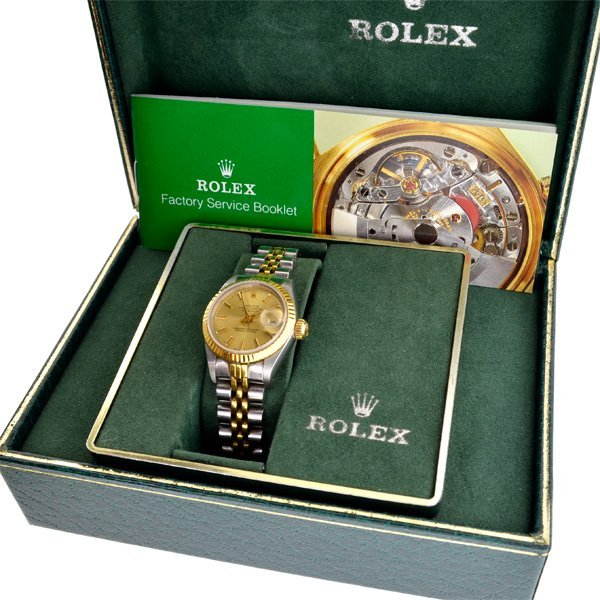 Rolex Oyster Perpetual Women's Watch