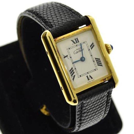 Authentic Cartier Women's Watch