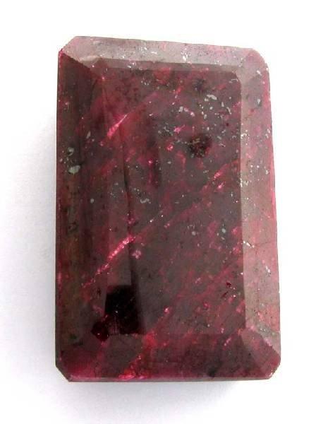 APP: 20.8k 801.05CT Emerald Cut Ruby Gemstone