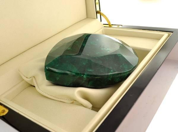 APP: 83.1k 2,374.20CT Emerald Gemstone