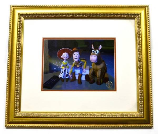 "Disney ""Toy Story"" Print Rare Museum Framed Ltd. Edn"