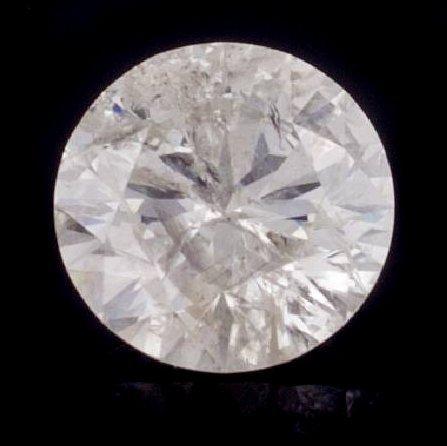 APP: 13k *1.60CT Round Cut Diamond Gemstone