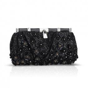 Louis Vuitton Pochette VIP Brodee Handbag