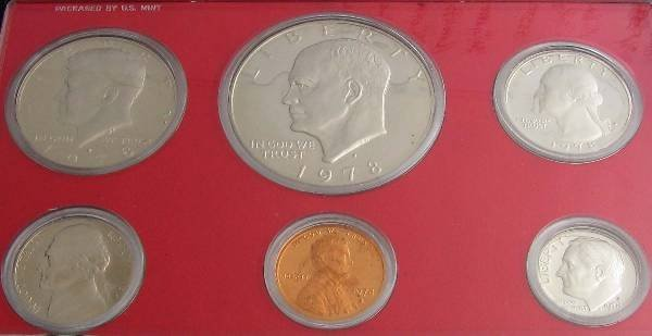 1978 United States Proof Set Coin - Investment