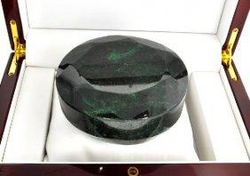 APP: 87.8k 3,375.45CT Round Cut Green Beryl Gemstone
