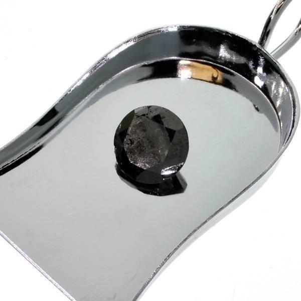 10.50CT Rare Black Diamond Gemstone