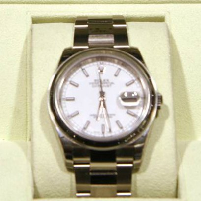 Rolex Datejust - Original Box and Papers