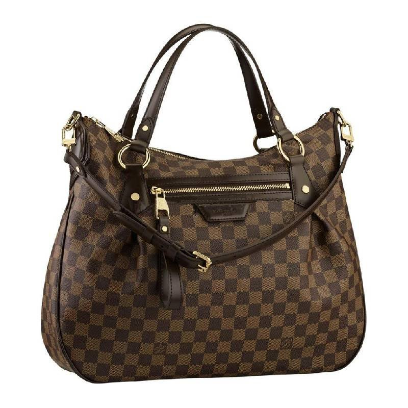 Louis Vuitton Evora MM Handbag -P-