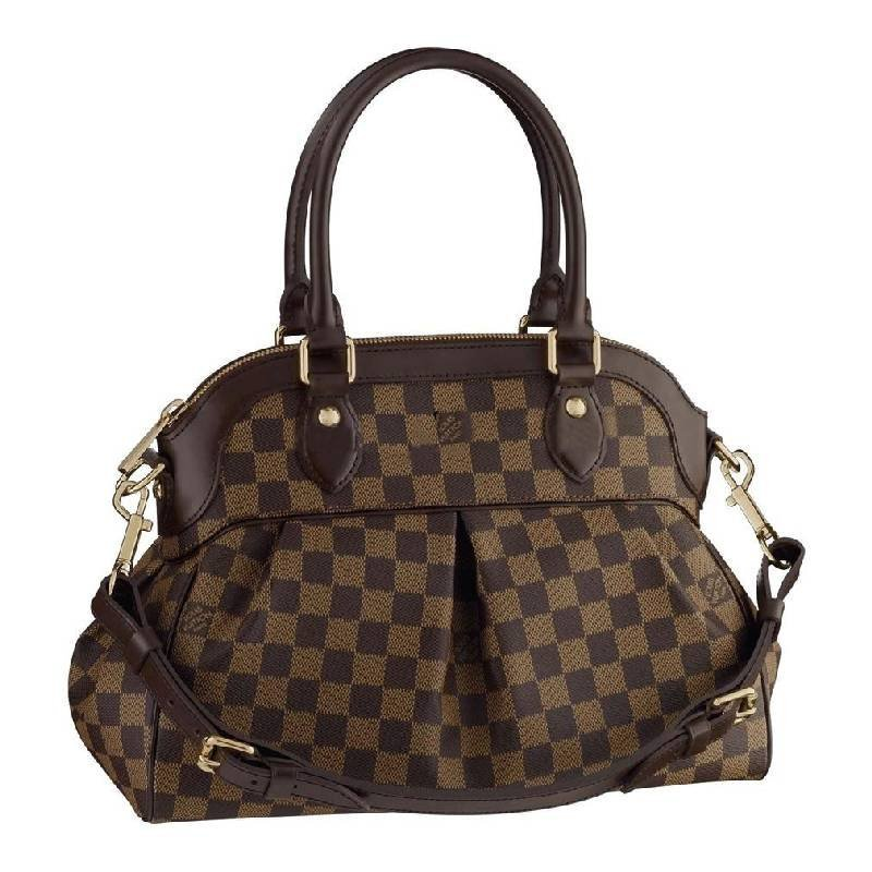 Louis Vuitton Trevi PM Handbag -P-