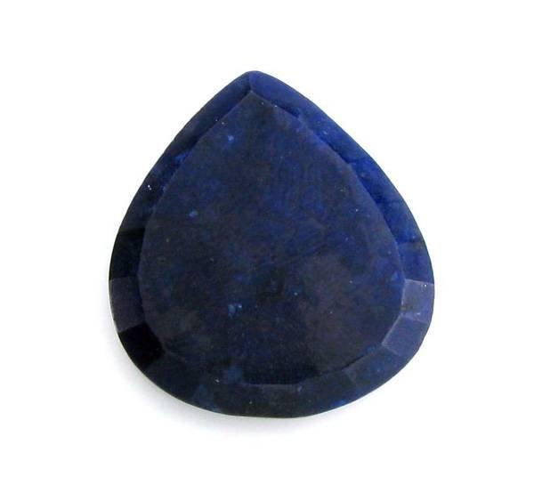 APP: 1.7k 51.70CT Pear Cut Sapphire Gemstone