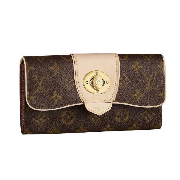 Louis Vuitton BoeTie Wallet Handbag