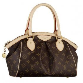 Louis Vuitton Tivoli PM Handbag -P-