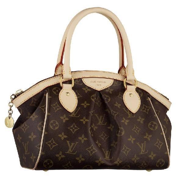 Louis Vuitton Tivoli PM Handbag -P-