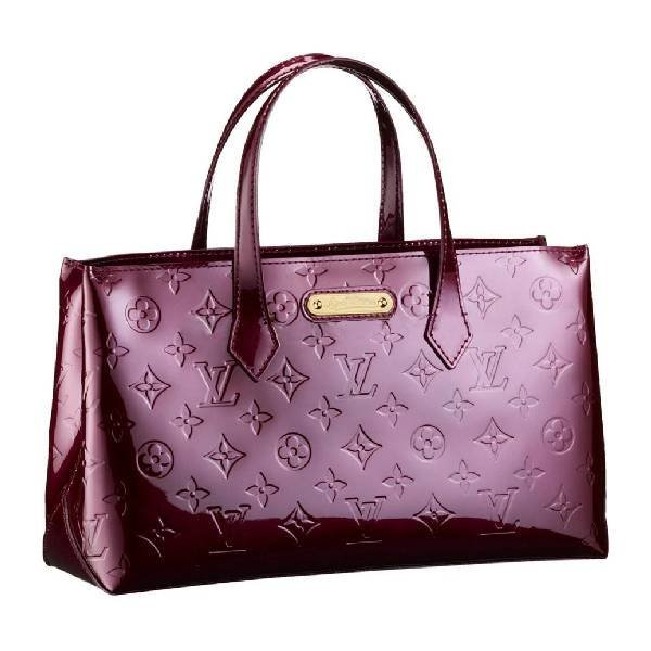Louis Vuitton Wilshire Boulevard Handbag -P-