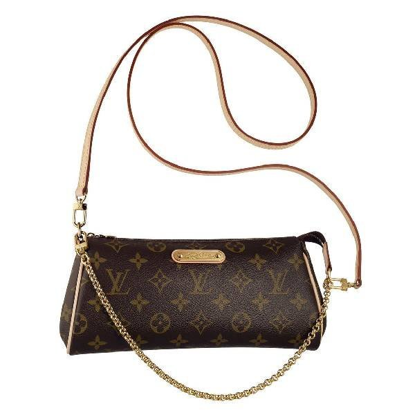 Louis Vuitton Eva Clutch Handbag -P-
