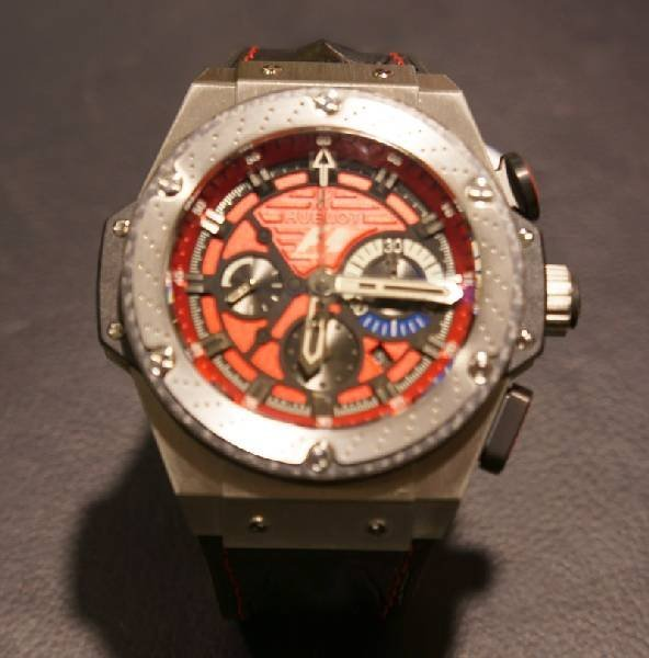 Formula 1 Hublot Watch