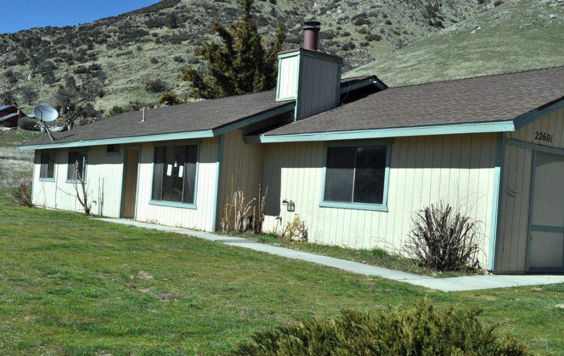 Nice Starter Home in Tehachapi, CA
