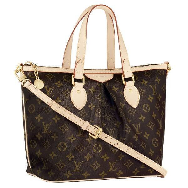 Louis Vuitton Palermo PM Handbag -P-