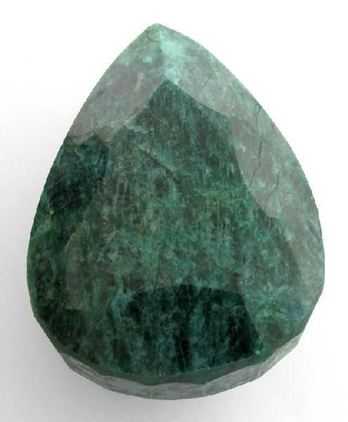 APP: 101.4k 1,512.90CT Pear Cut Emerald Gemstone