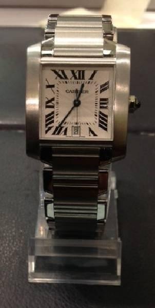 Men's Cartier Tank Watch