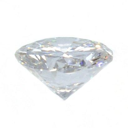 *1.02CT Round Brilliant Cut Diamond Gemstone